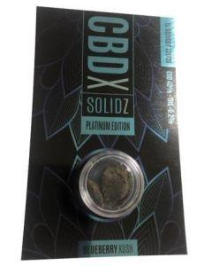 CBDX Platinum Solidz