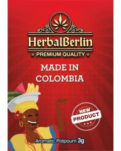 Made In Colombia Herbal Incense