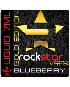 Rock Star Vape Liquid Blueberry 7ml