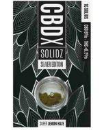 CBDX Silver Edition Solidz