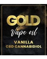 Gold Vape Liquid 5ml